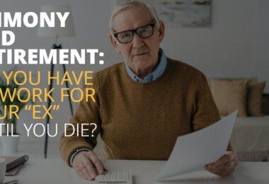 Alimony and Retirement-FrancisKing