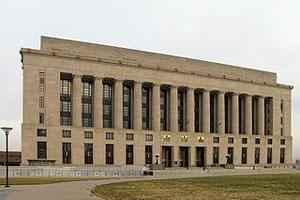 Davidson County Court House